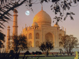 Taj Mahal, Agra, Inde Photographie par Gale Beery