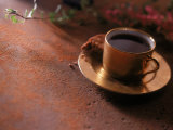 MST047 Cup of coffee Lámina fotográfica por Howard Sokol