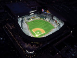Aerial View of Safeco Field, Seattle, WA Fotografie-Druck von George White Jr.