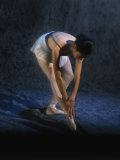 Ballet Dancer Fotografisk trykk