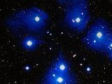 Stjerner Fotografisk tryk af Terry Why