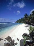 Anse Royale, Mahe Island, Seychelles Fotografisk tryk af David Ball