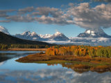Wyoming, Grand Teton National Park, Snake River Photographic Print by Bob Winsett