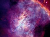 SPAC1 3 Orionnebel Fotodruck von Arnie Rosner