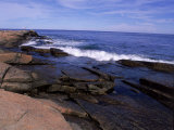 Atlantic Ocean, Halibut Point State Park, MA Photographic Print by Jim Schwabel