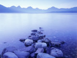 Lake Mcdonald, Glacier National Park, Montana Photographic Print by Walter Bibikow