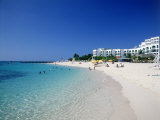 Doctor&#39;s Cove Beach, Montego Bay Fotografie-Druck von Angelo Cavalli