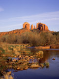 Cathedral Rocks, Sedona, USA Photographic Print by Mark Hamblin