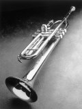 Trumpet Photographic Print by Howard Sokol