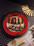 Sushi Photographic Print by Gale Beery