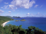 Trunk Bay, North Shore, St. John, USVI Photographic Print by Jim Schwabel