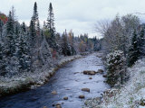 West Branch River, Adirondack Mountains, NY Photographic Print by Jim Schwabel