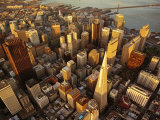 Downtown San Francisco, CA Photographic Print by Daniel McGarrah