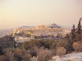 Parthenon, Acropolis, Greece Photographic Print by Mark Dyball