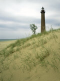 Little Sable Point Lighthouse, Oceana County, MI Photographic Print by Willard Clay