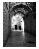 Holy Alley Photographic Print by Tal Naveh
