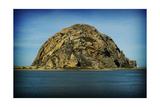Morro Rock Photographic Print by John Gusky