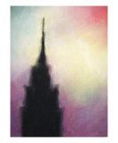 Manhattan Haze III Giclee Print by Janel Bragg