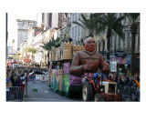 2007 Mardi Gras 12 Photographic Print by Cynthia Williams
