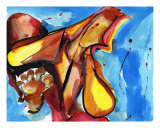 Bare Foot Giclee Print by Pierre Poulin