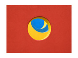 Red Yellow Blue Photographic Print by John Gusky