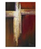 Christen's Crosses Two Giclee Print by Paula Radvansky