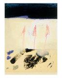 Umbrellas Giclee Print by Carin Rehbinder