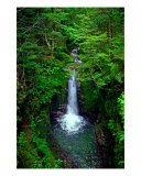 RA-08A Waterfall Photographic Print by Luke Kneale