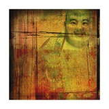 Lucky Buddha II Photographic Print by Ricki Mountain