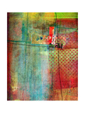Abstract 24 Giclee Print by Ricki Mountain