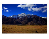 SN-03A Snow Capped Photographic Print by Luke Kneale