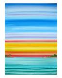 Lagoon Giclee Print by Jerry Clovis