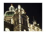 Victorian Parliament Building Photographic Print by John Gusky