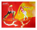Let's Dance Giclee Print by Pierre Poulin