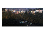 Dharamsala hillside Photographic Print by Shmuel Thaler