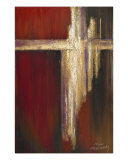 Christen's Crosses Giclee Print by Paula Radvansky