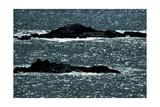 Tiny Islands Impressão fotográfica por John Gusky