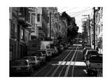 San Fran Street Impressão fotográfica por John Gusky