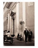 Workbreak, Rome Photographic Print by Caimin Jones