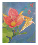 Day Lilies Giclee Print by Thi Nguyen