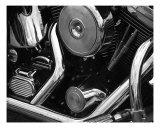 Harley-Davidson Reproduction photographique par Lynda Lehmann