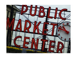 Market Sign Photographic Print by John Gusky