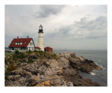 Portland Head Lighthouse Photographic Print by Eric Joyce