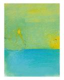 Horizon 7 Giclee Print by Carin Rehbinder