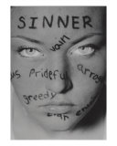 Sinner Photographic Print by Megan Koehn