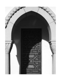 Santa Barbara Door Photographic Print by John Gusky