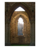 Tintern Abbey Arch Photographic Print by Jennifer Norland