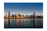 Chicago Reflections Photographic Print by Steve Gadomski