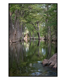 River Reflections Photographic Print by Paul Huchton