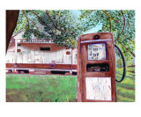 Old Natchitoches Grocery Store Giclee Print by Jerry Schwehm